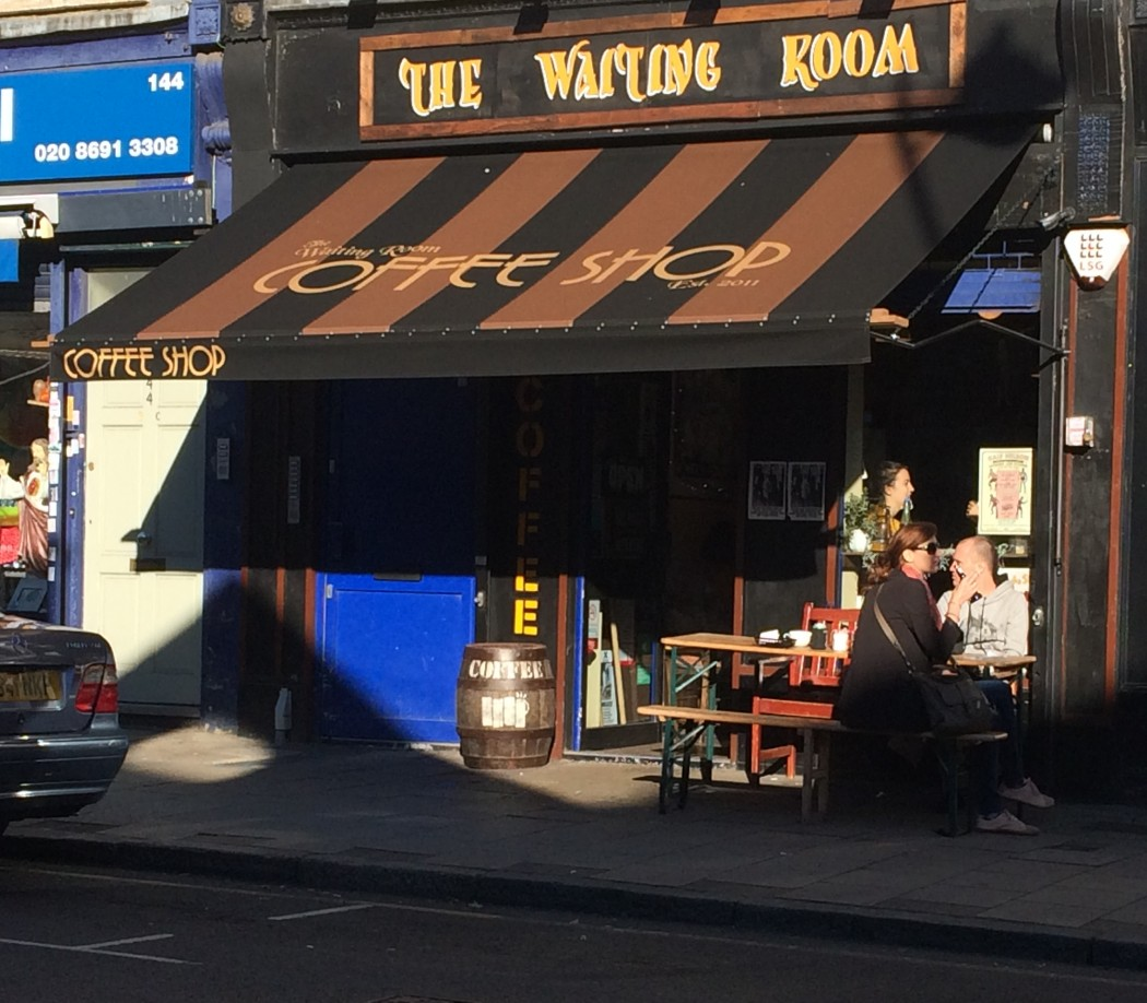 The Waiting Room, Deptford, South East London
